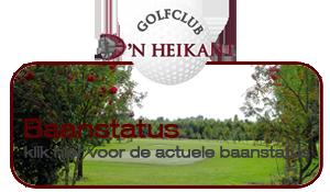 Baanstatus Golfbaan d'n Heikant